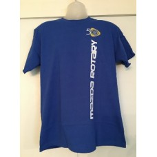2 COLOUR PRINT 50TH ROTARY ANIVERSARY T-SHIRT