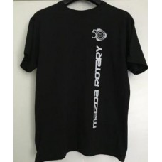 1 COLOUR (BLACK)  PRINT 50TH ROTARY ANNIVERSARY T-SHIRT